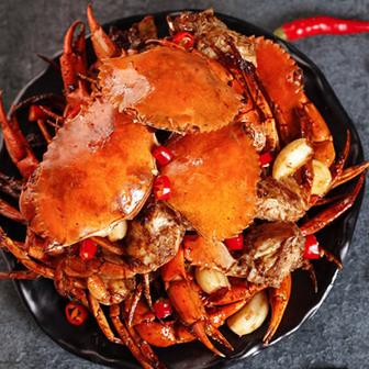 香辣蟹/香辣大闸蟹